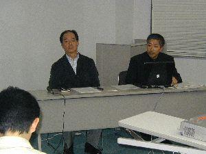 片山さんと沢村さん